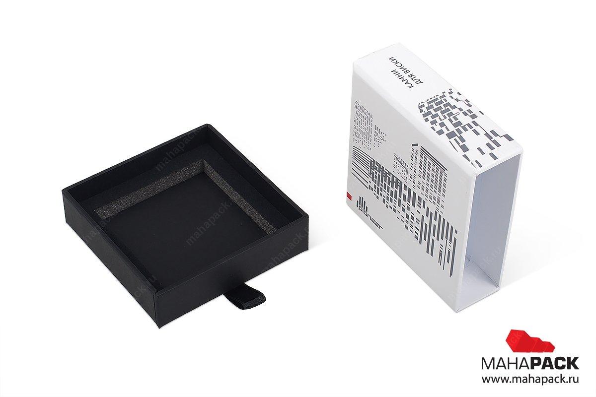 кашированная упаковка - разработка дизайна и печать