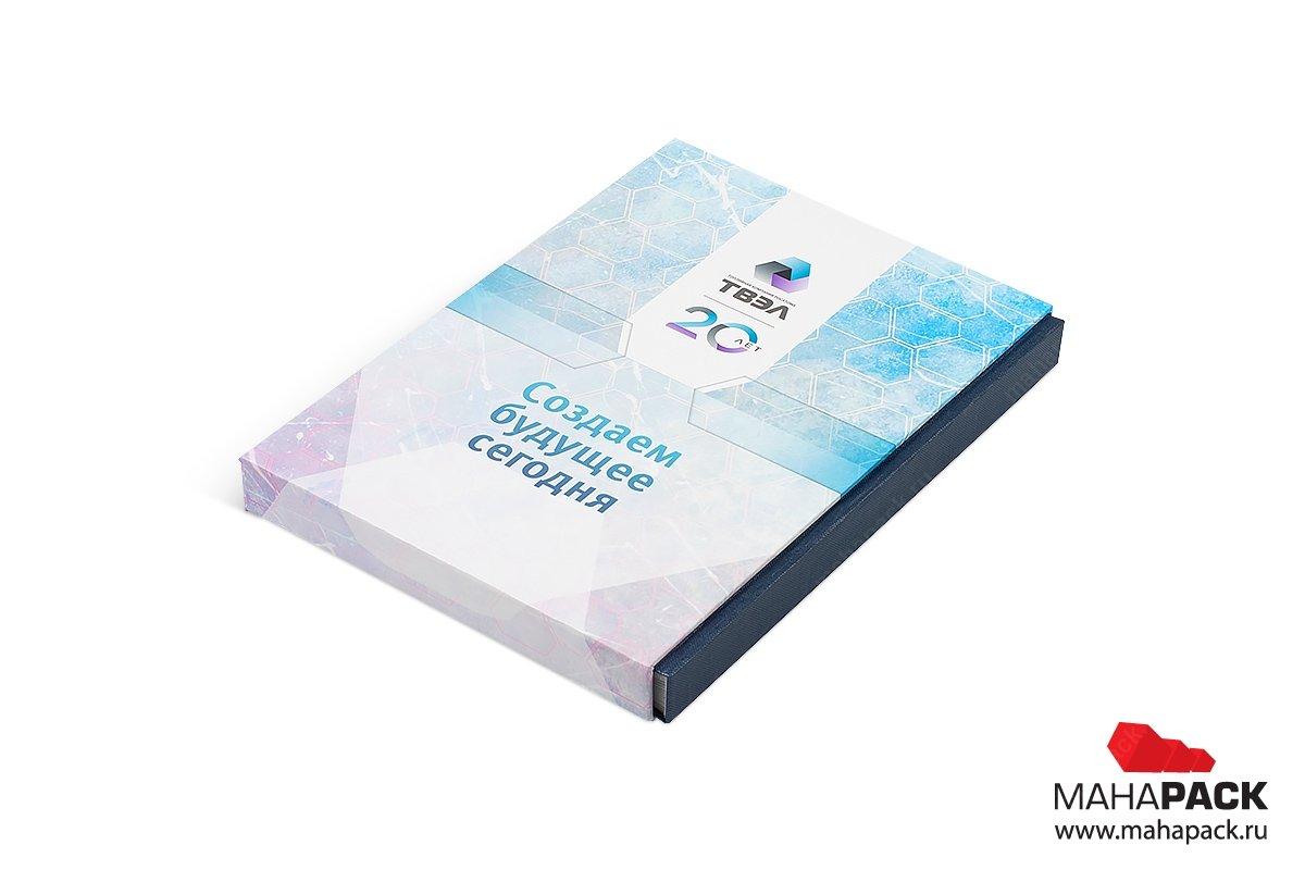 изготовление футляров для книг в подарок