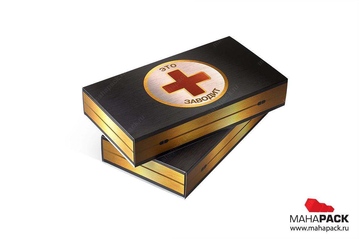 подарочная коробка-пенал