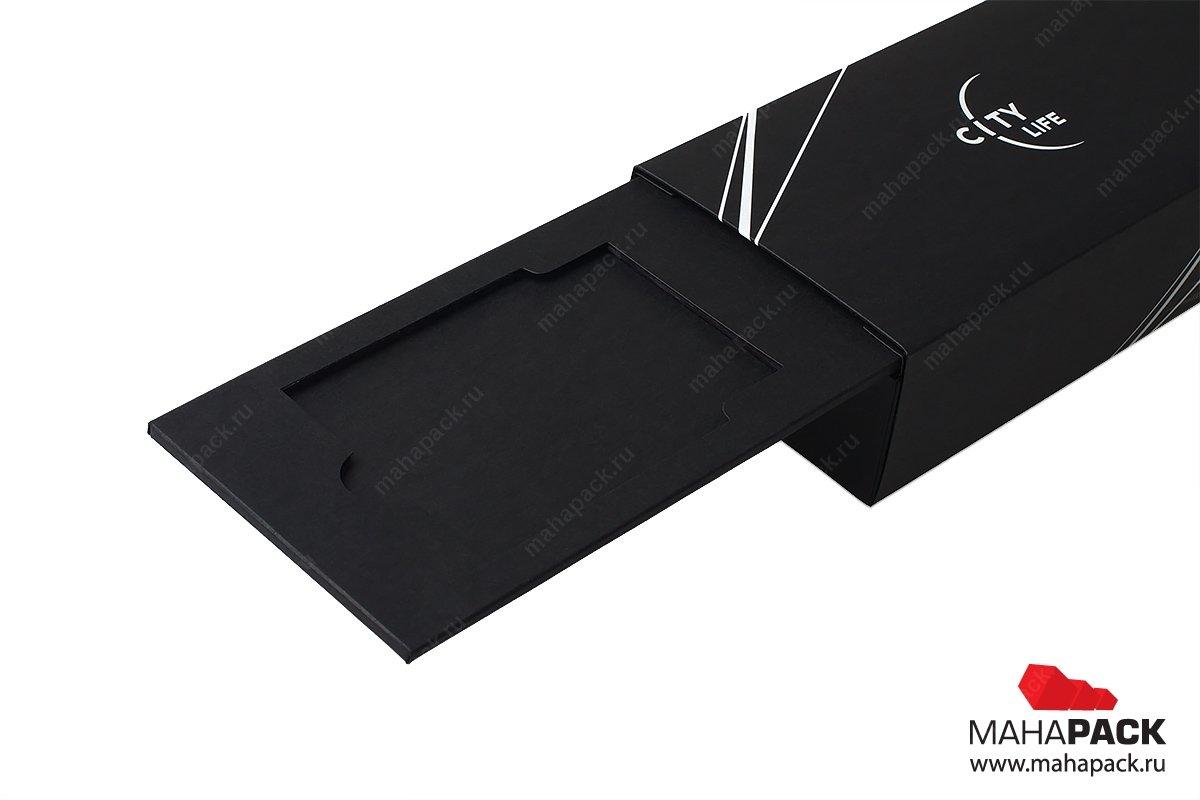 подарочная упаковка из дизайнерского картона