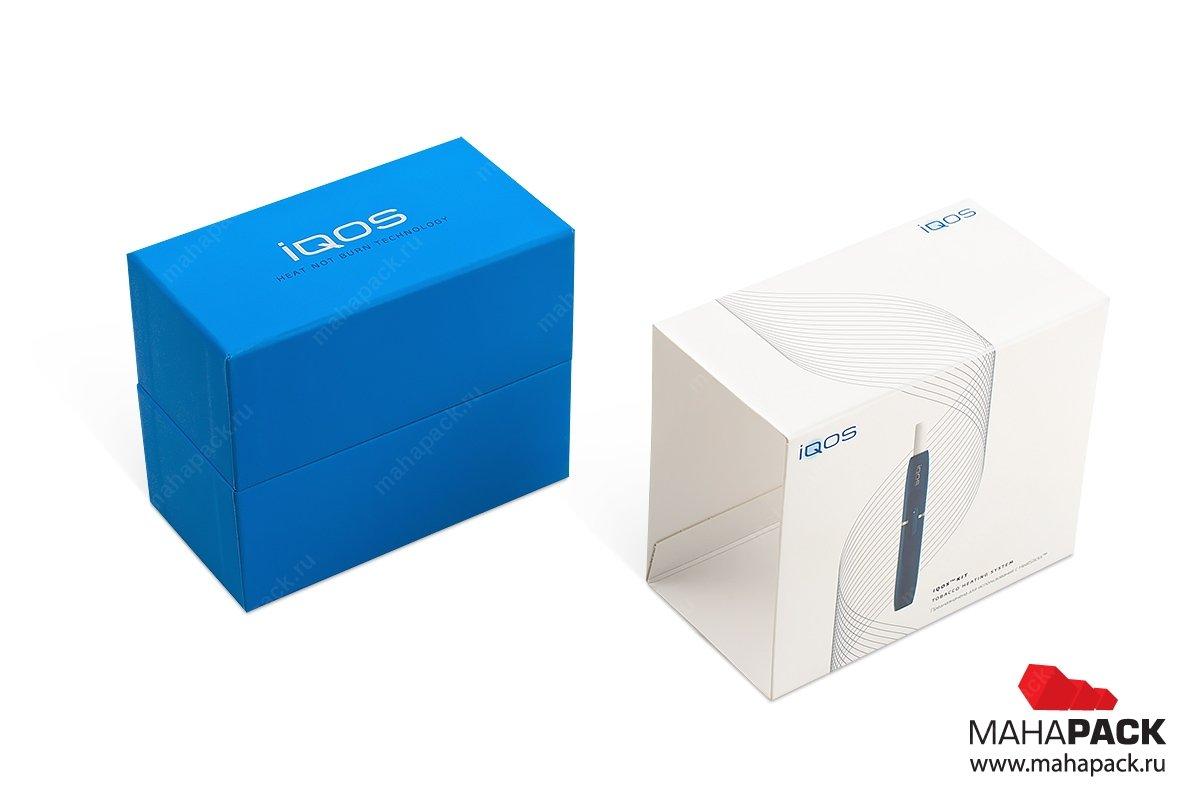 упаковка коробочки - рукав
