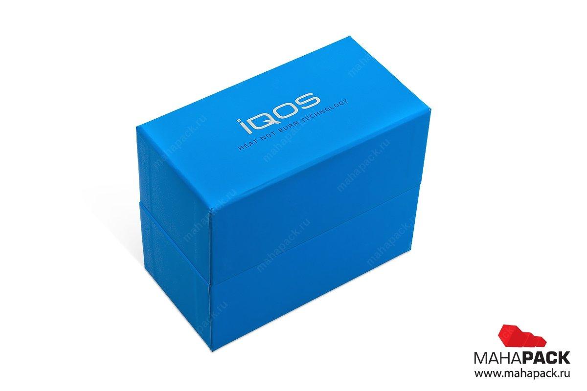 кашированная коробка - дизайин и производство