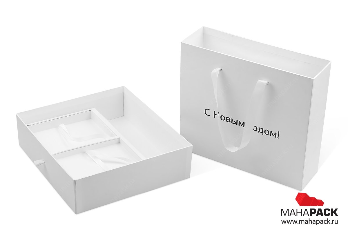 подарочная упаковка на заказ в виде коробки пенала