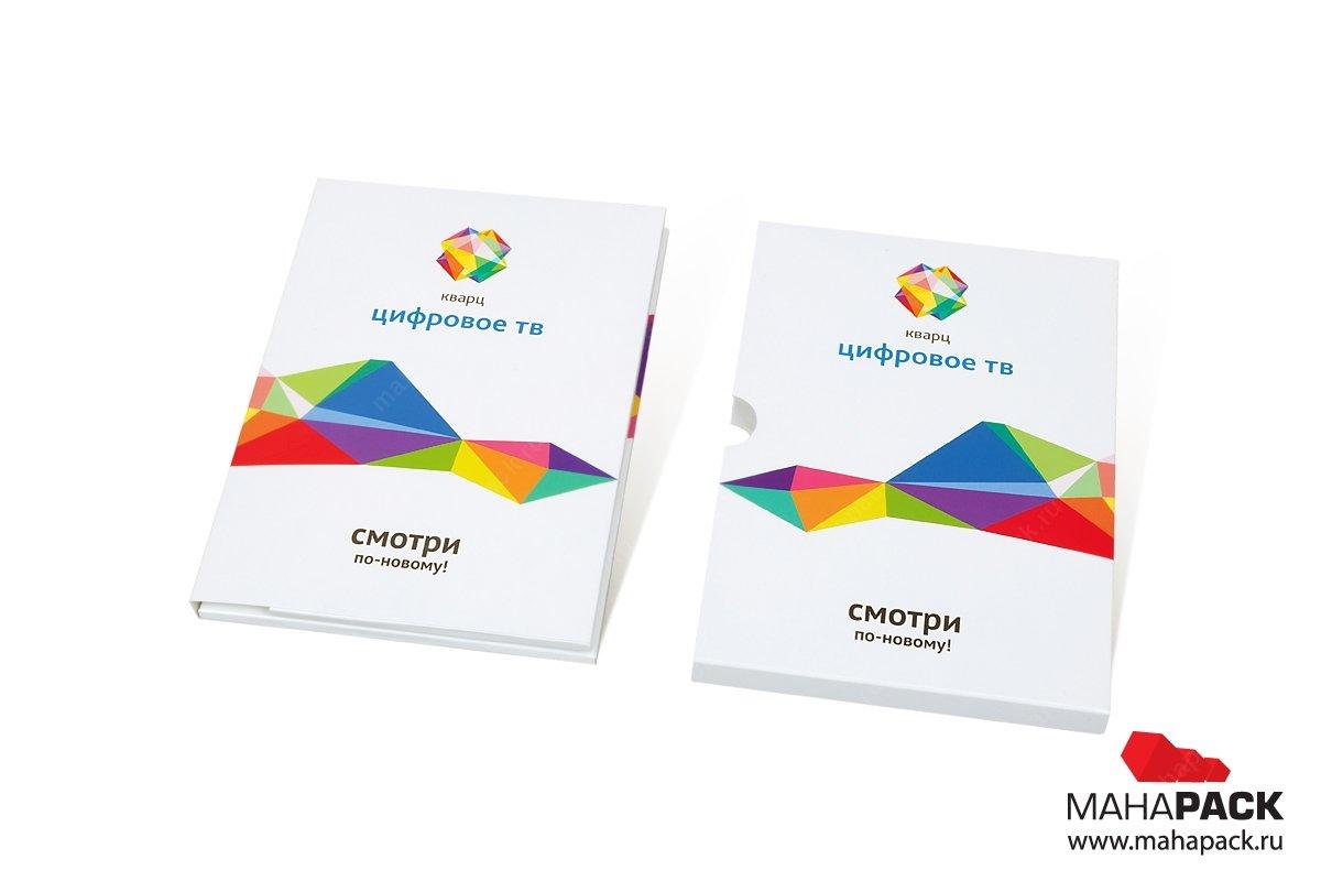 производство упаковки - слипкейс