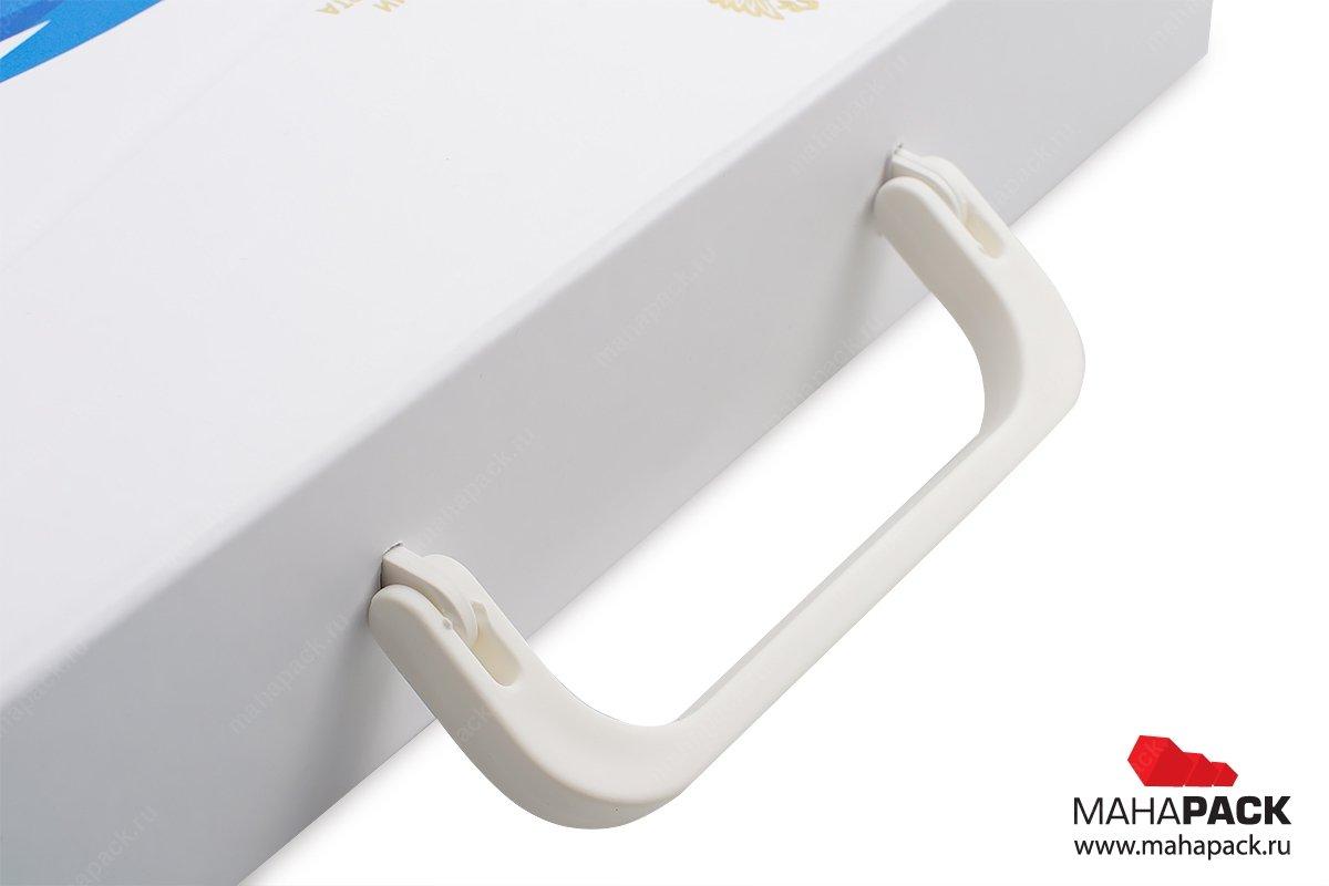 портфель папка с навесными ручками