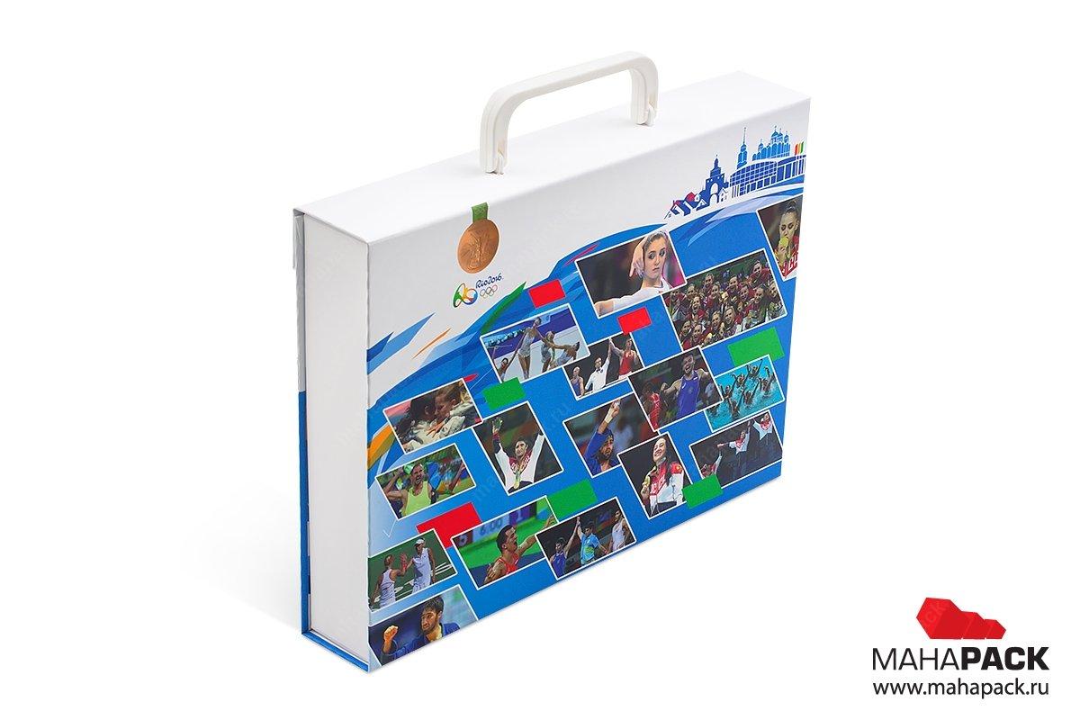 Фирменные портфели с логотипом
