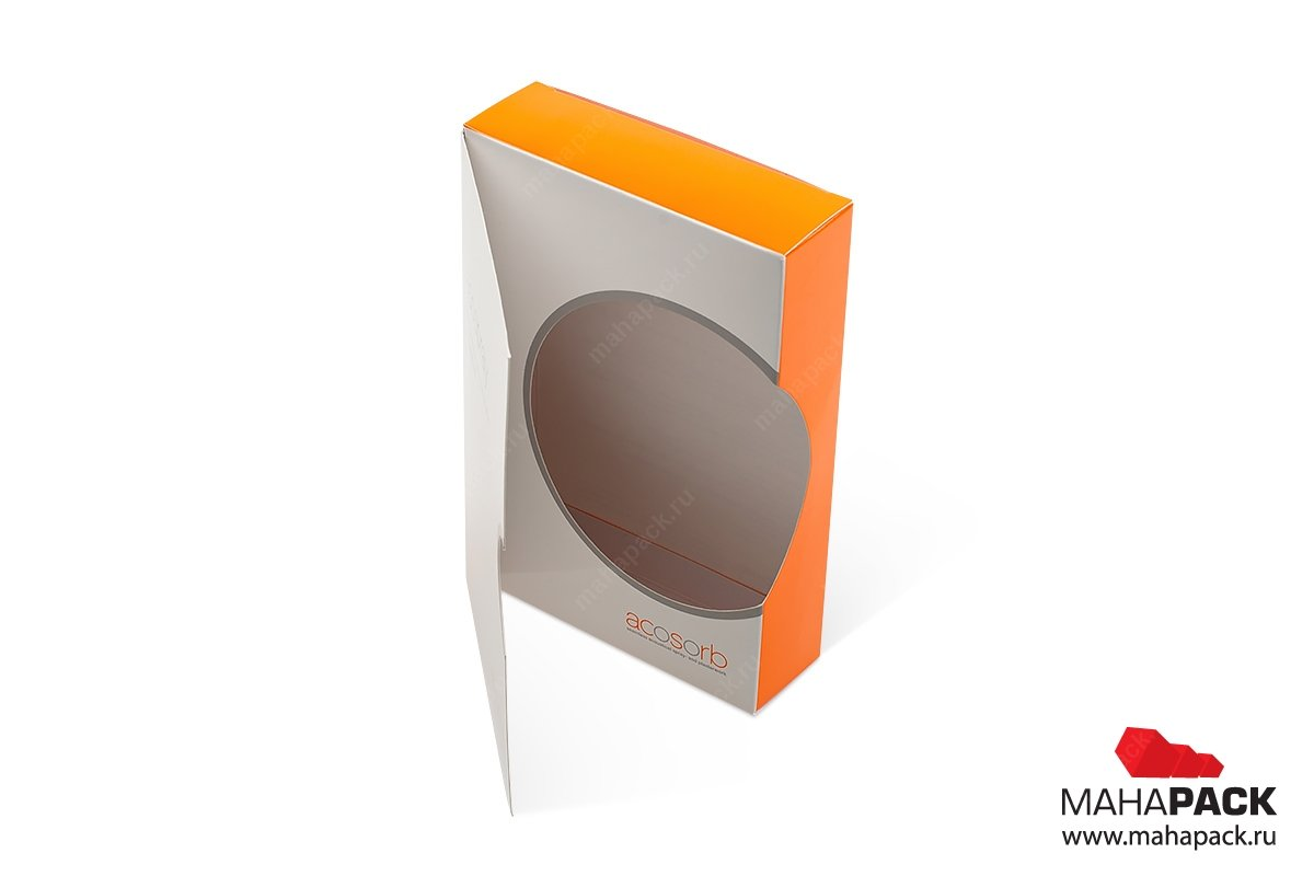 картонная коробка - каталог образцов