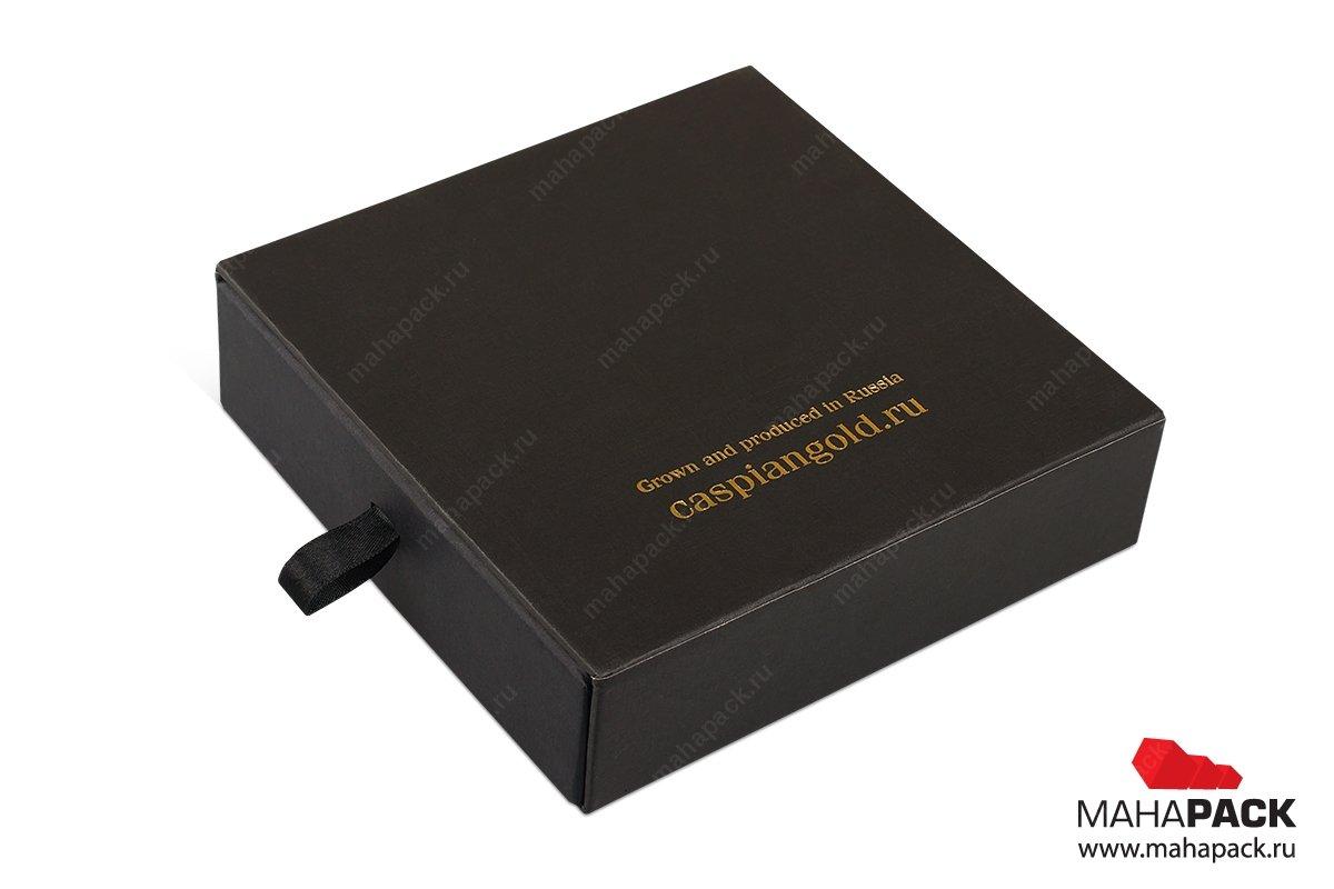 производство подарочных коробок-пеналов