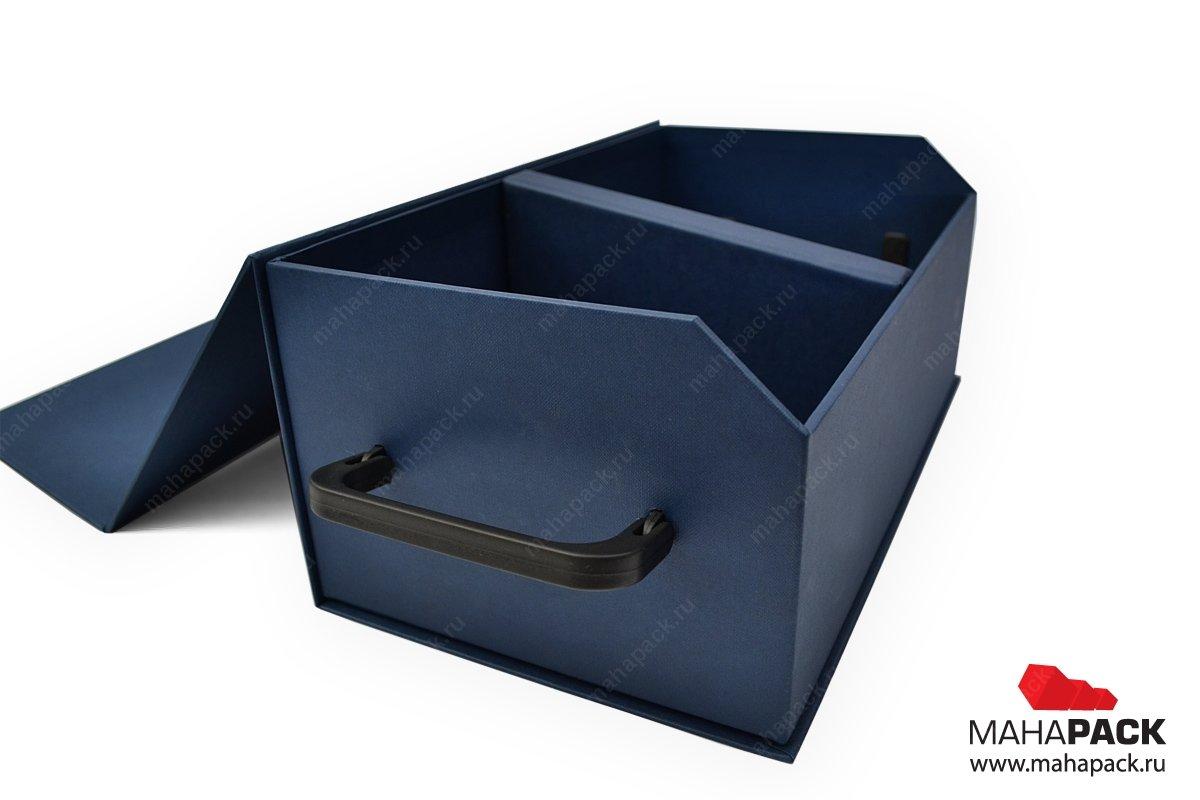 Упаковка с клапаном на магните