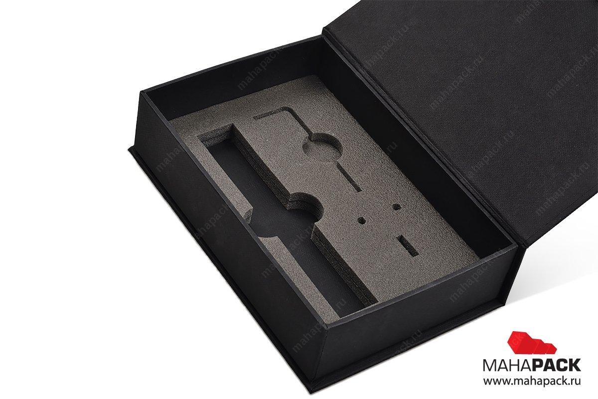 подарочные упаковки с логотипом и ложементом