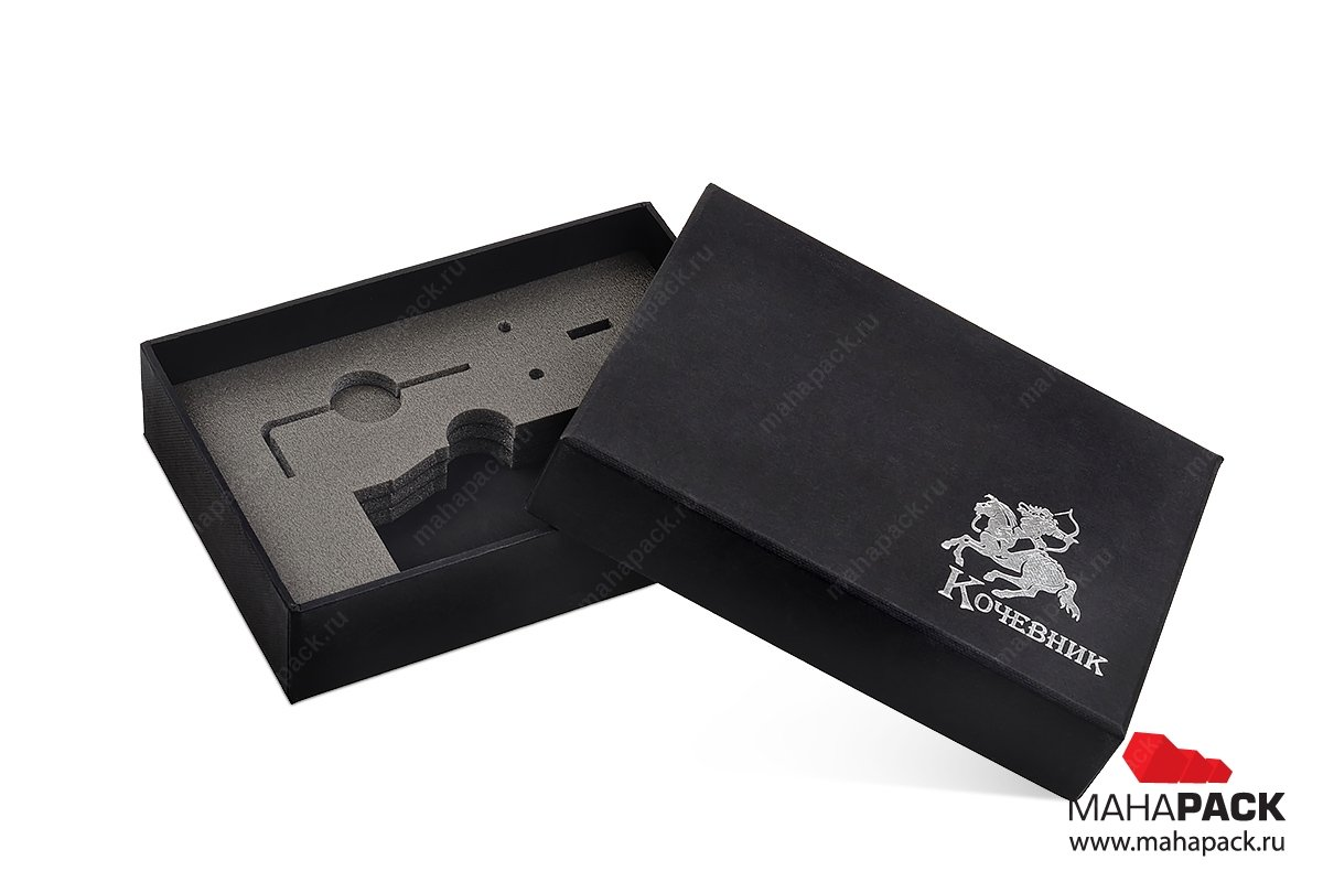 изготовление коробок с ложементом