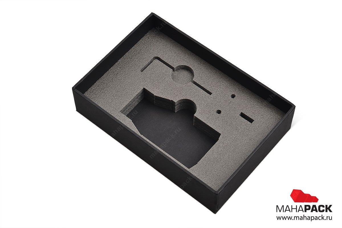 современная упаковка с изолоновым ложементом