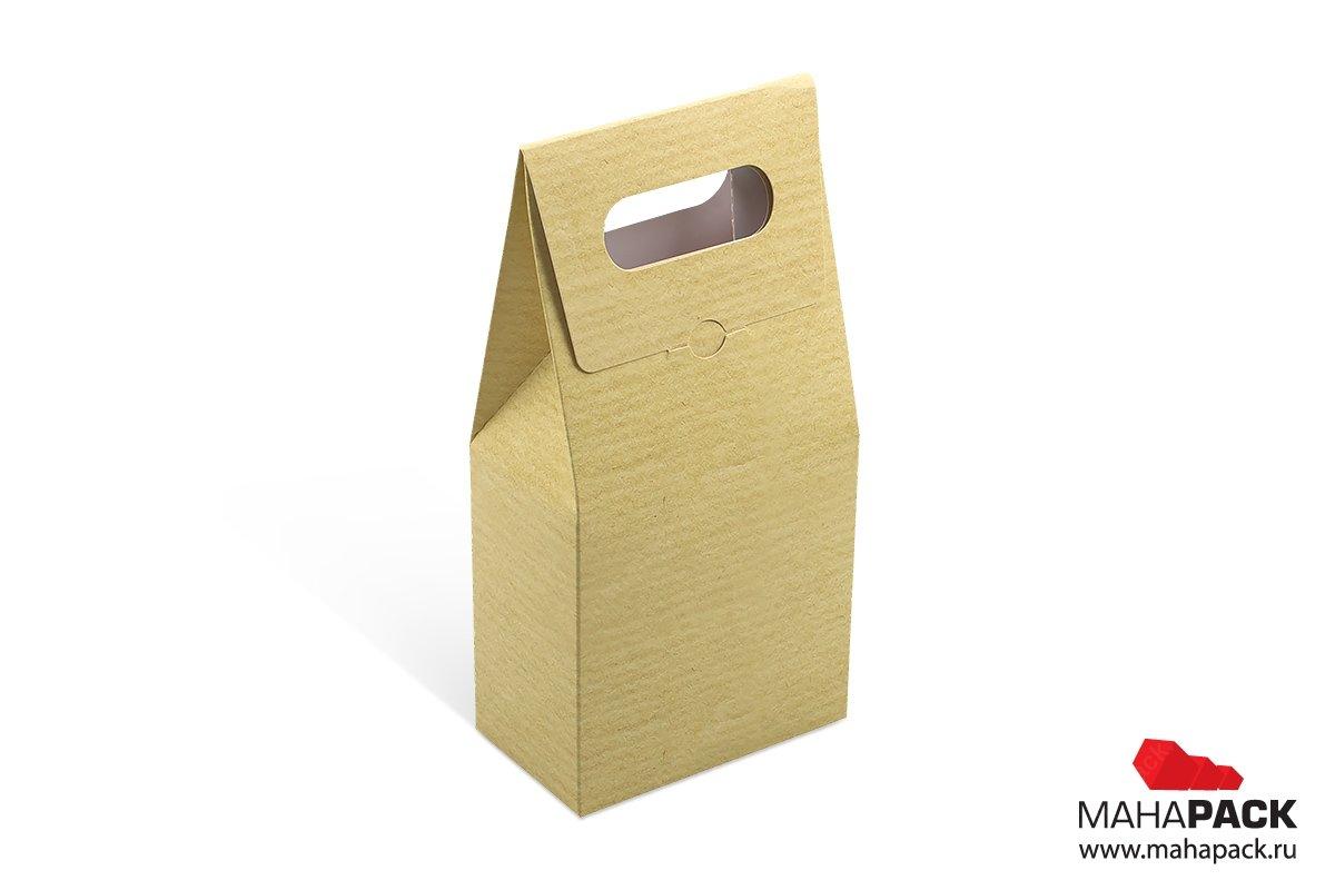 подарочные коробочки-пакеты на заказ