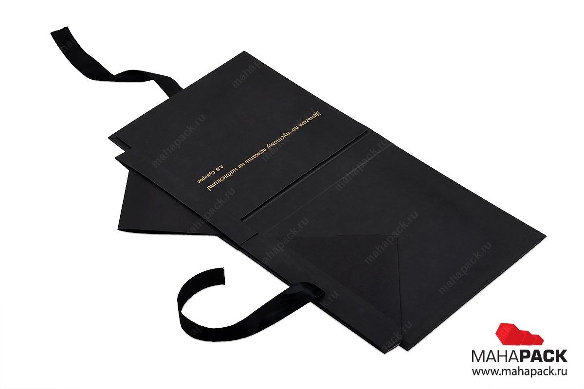 подарочные упаковки с лентами