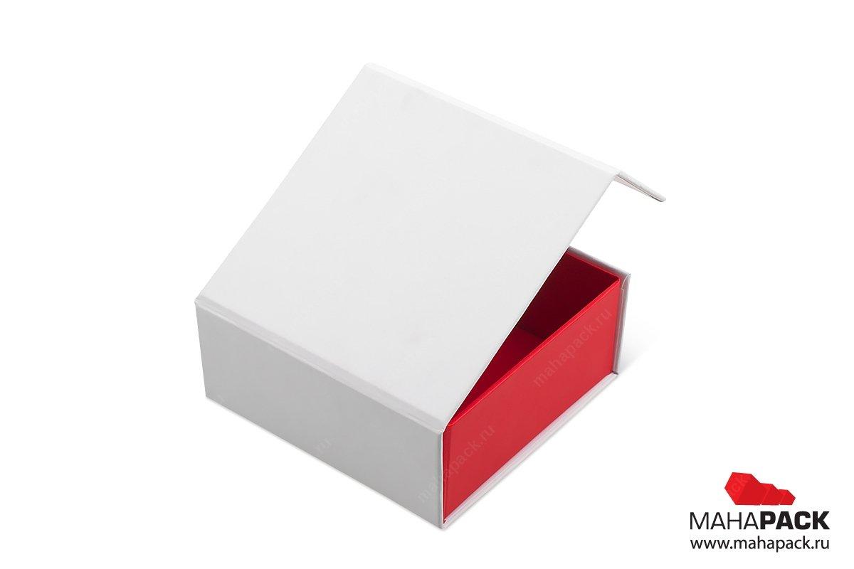 ювелирная упаковка, складывающаяся в плоскость