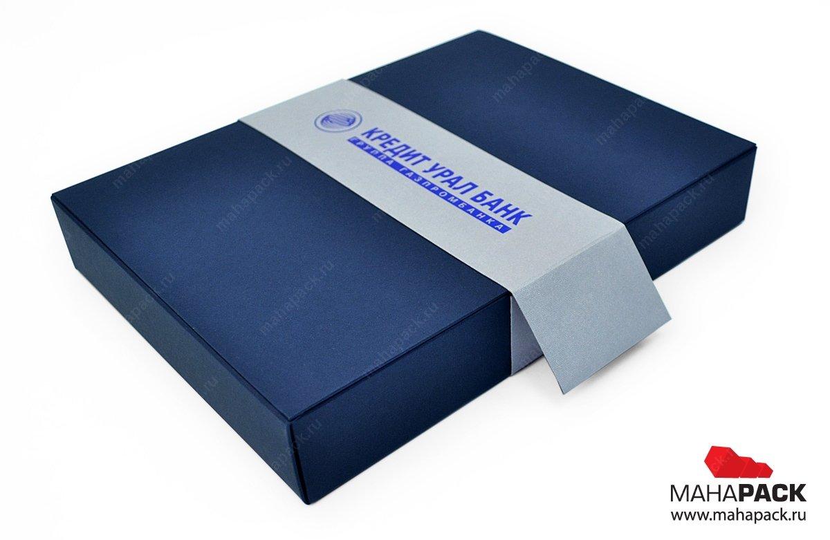 Упаковка из дизайнерской бумаги