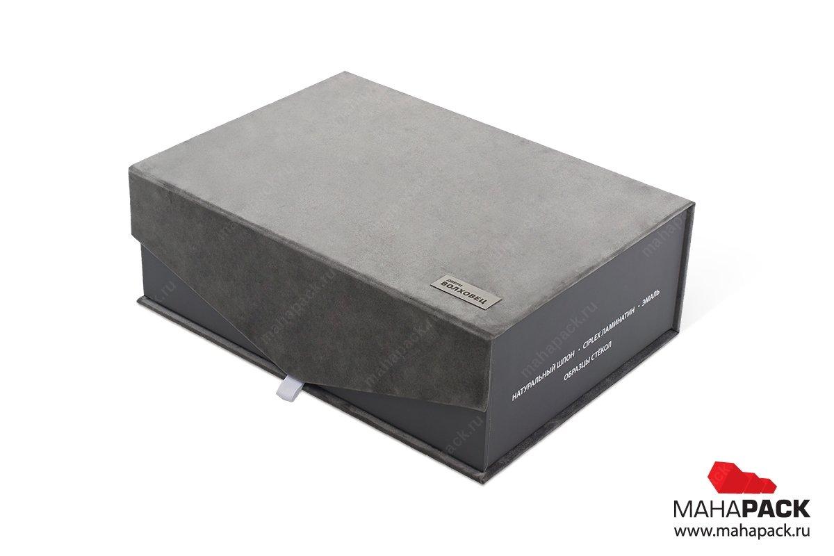 каталог образцов в коробоке