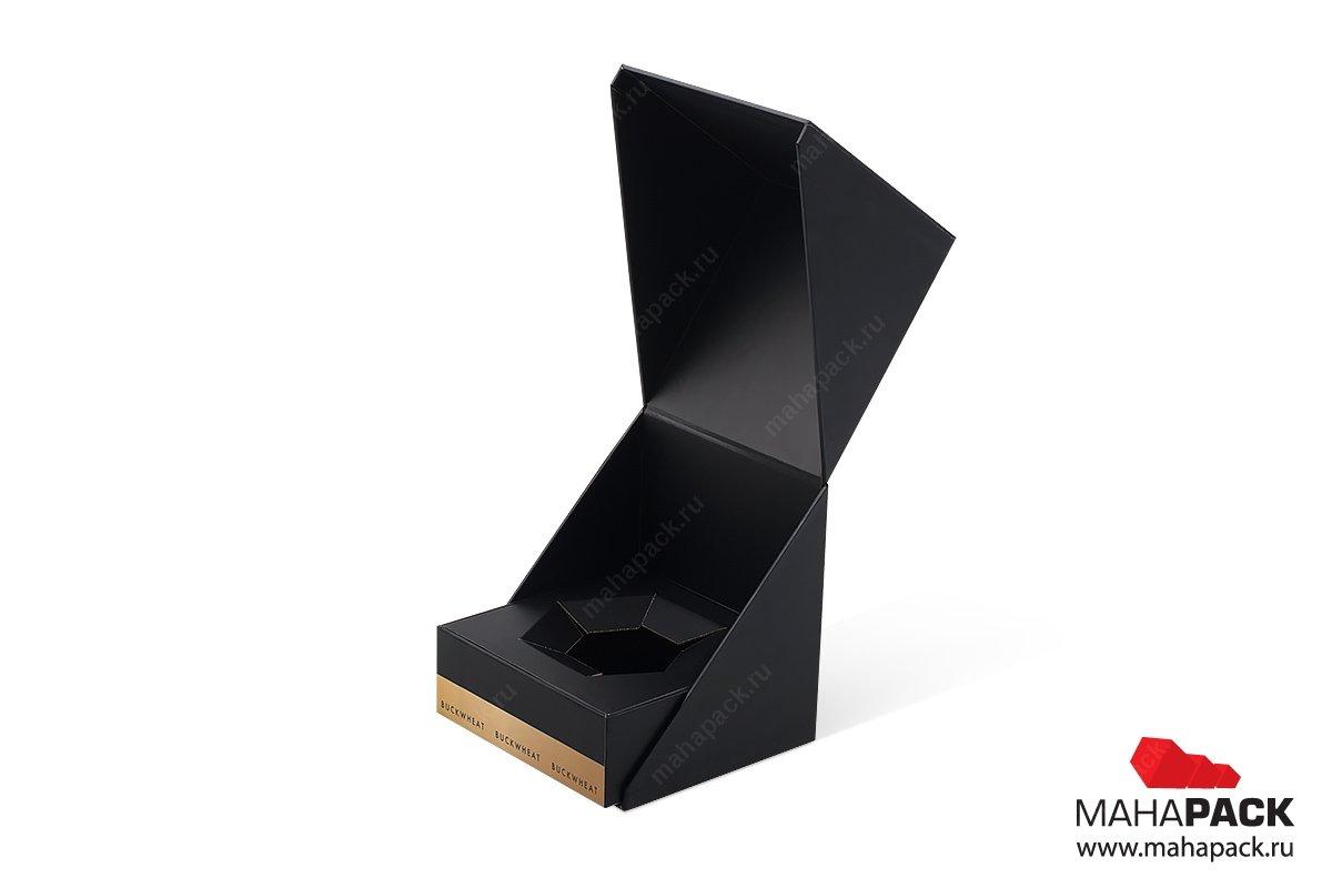 коробка-трансформер подарочная - упаковка для меда