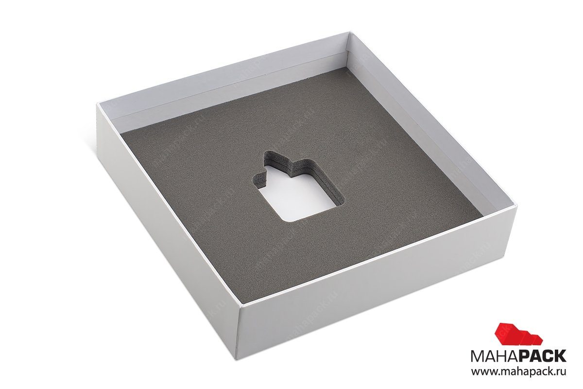 коробка на заказ из дизайнерского картона