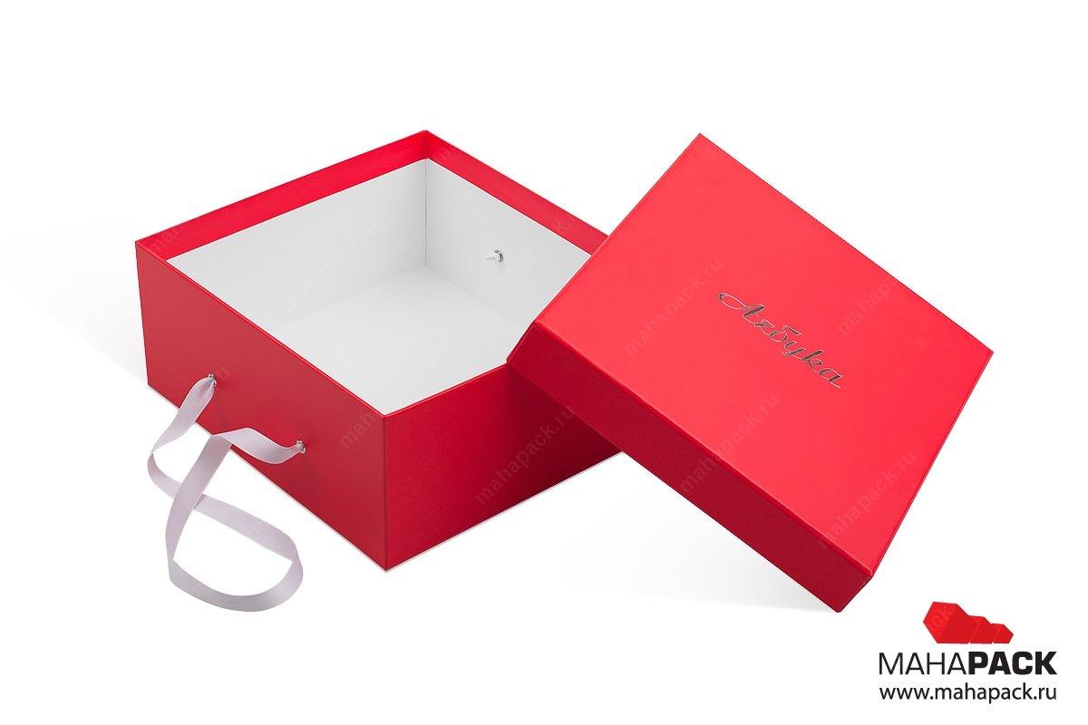 Коробка с ручкой