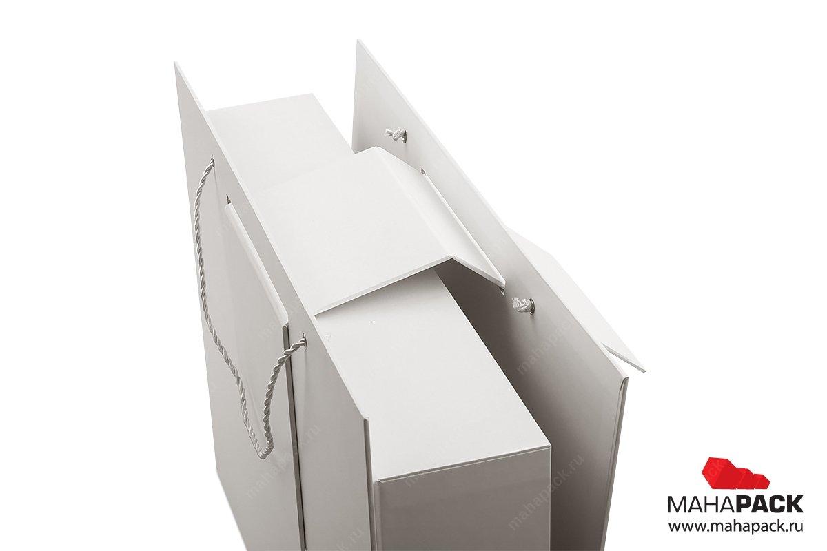 подарочная коробочка-чемодан для подарка и открытки