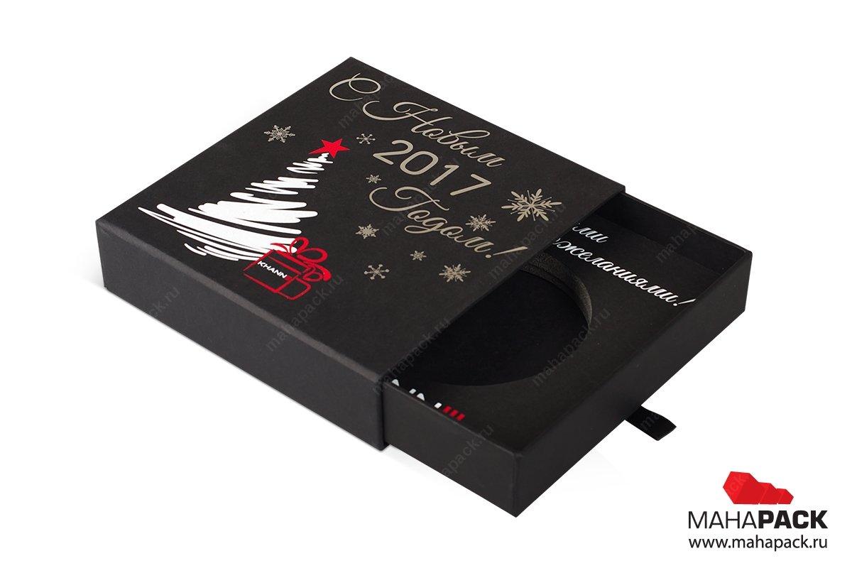 подарочные коробки  - разработка дизайна и производство