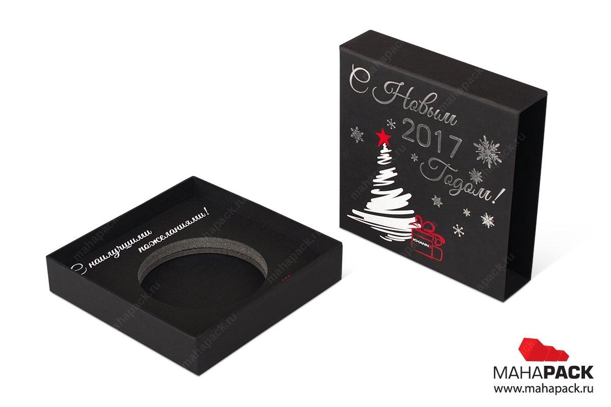 коробки подарочные для баночки икры