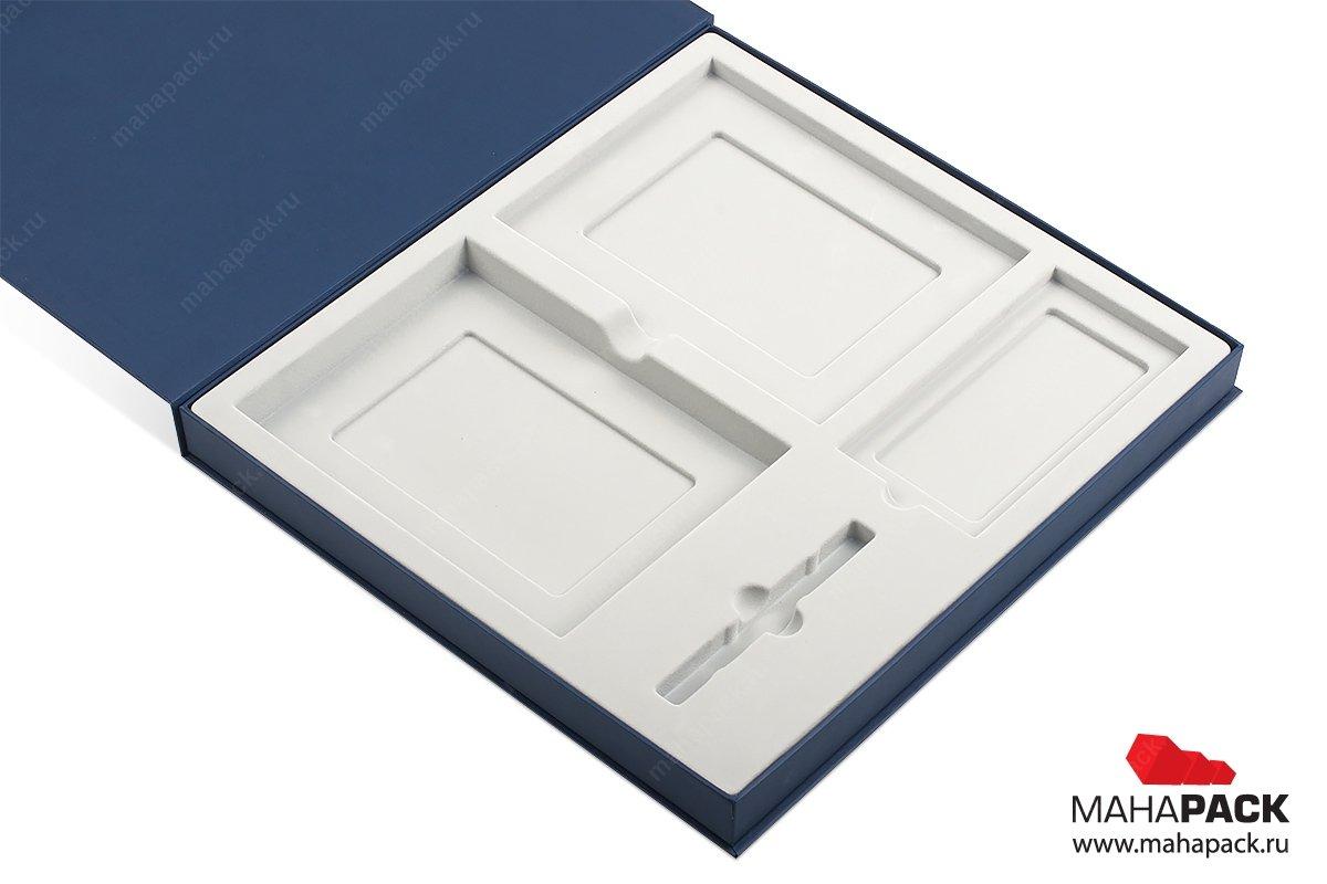 флокированная упаковка с флокированным ложементом