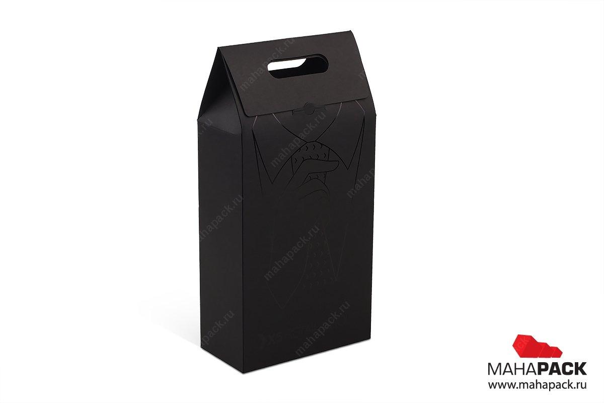 картонная упаковка для подарка