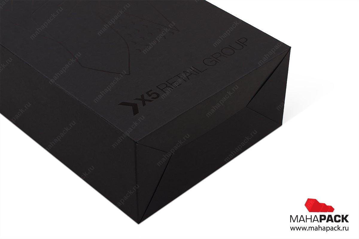 картонный пакет
