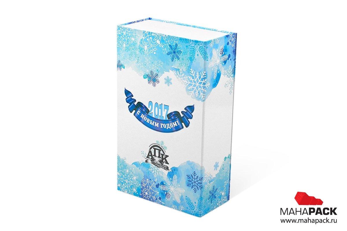 коробки для подарков с откидной крышкой