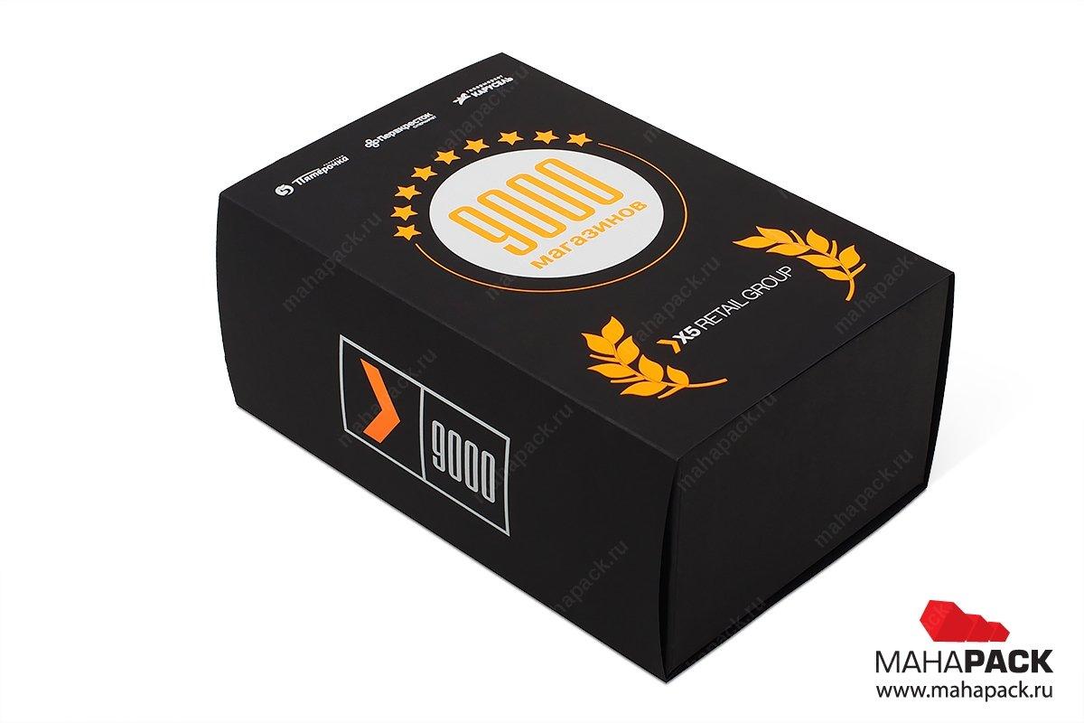 коробка-пенал - подарочная упаковка