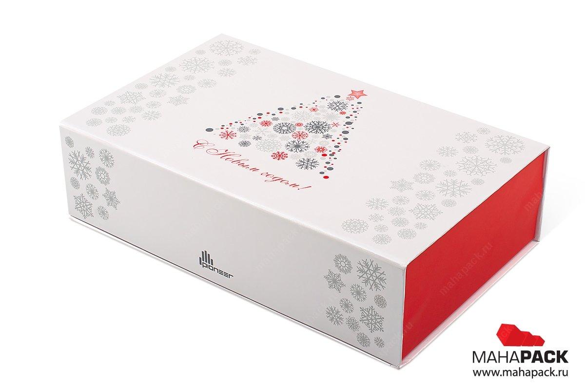 коробки подарочные на заказ - дизайн и производство