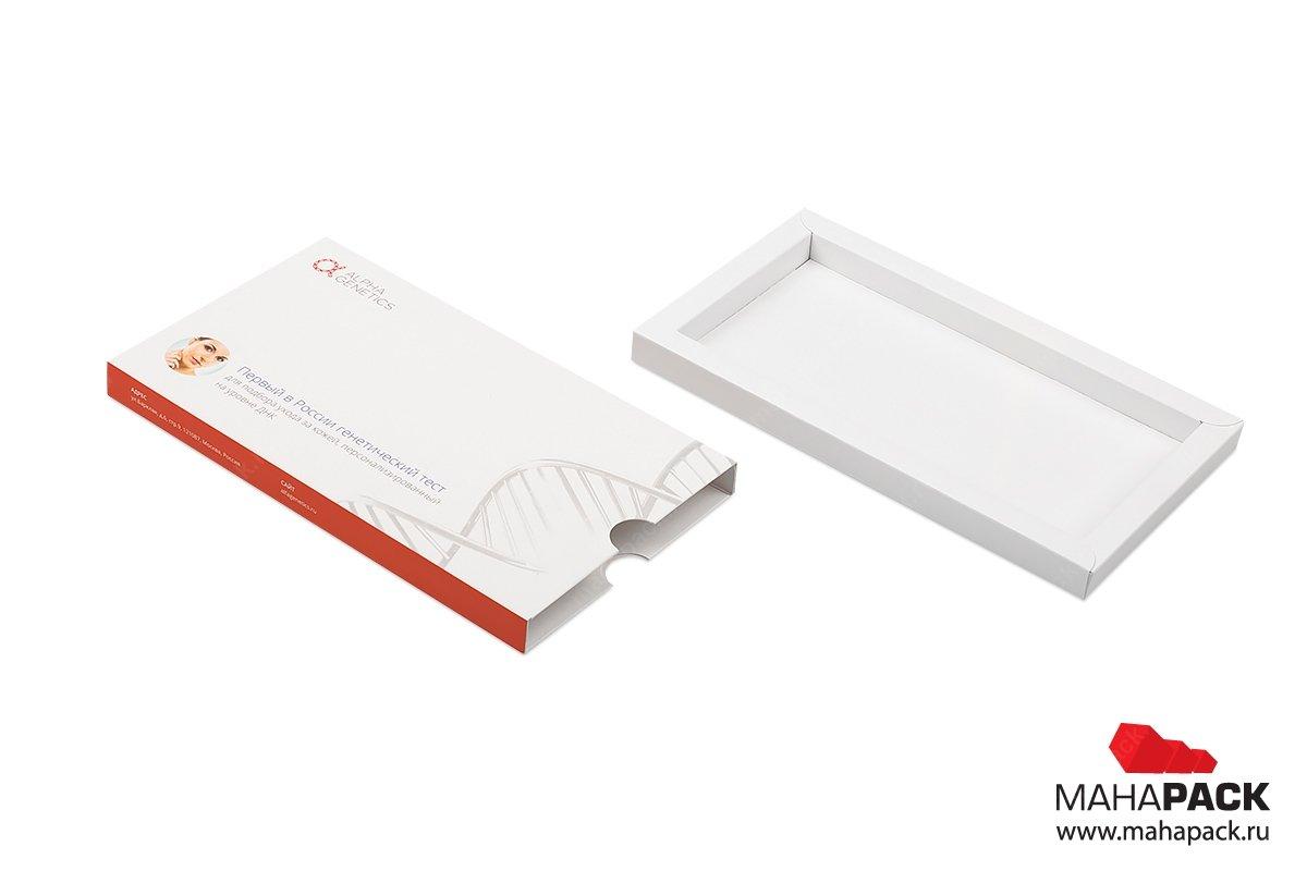 бизнес упаковка для медицинских тестов