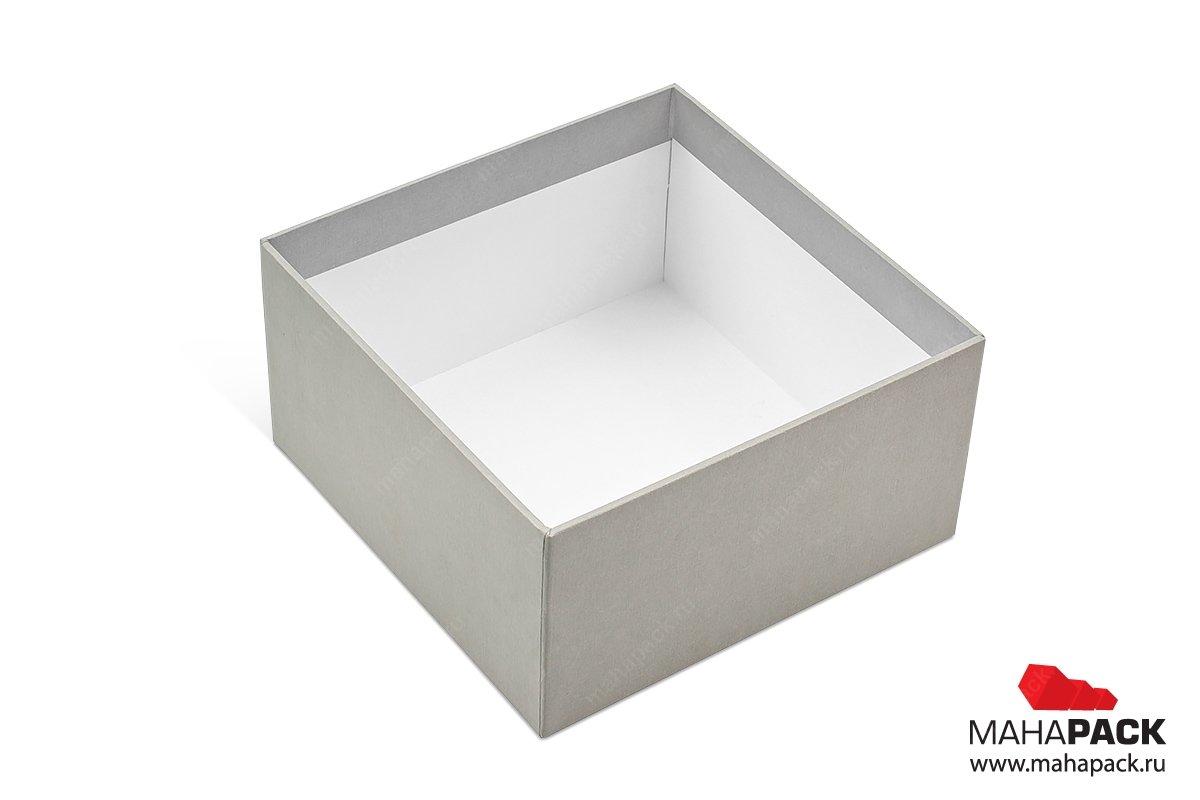 коробка на заказ без ложемента