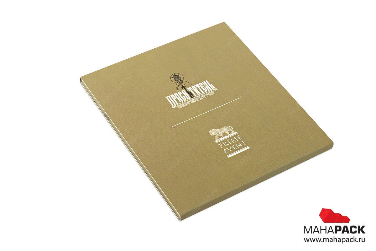упаковка для флешек - дизайн и производство