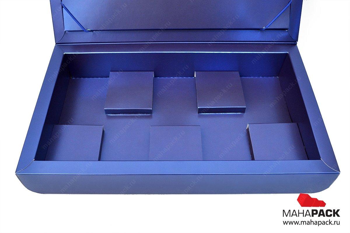 Упаковка-чемодан на магните