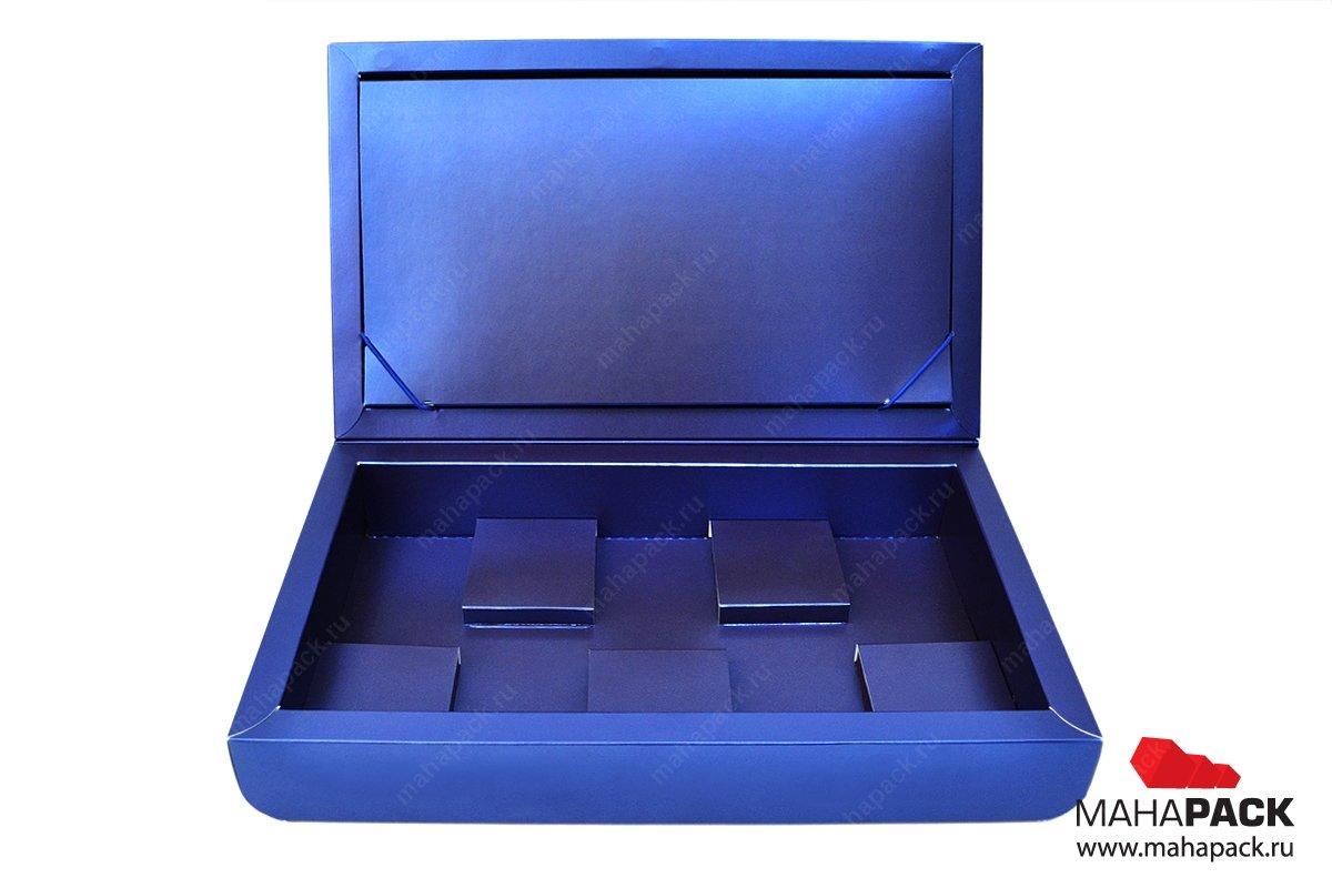 Упаковка из металлизированного картона