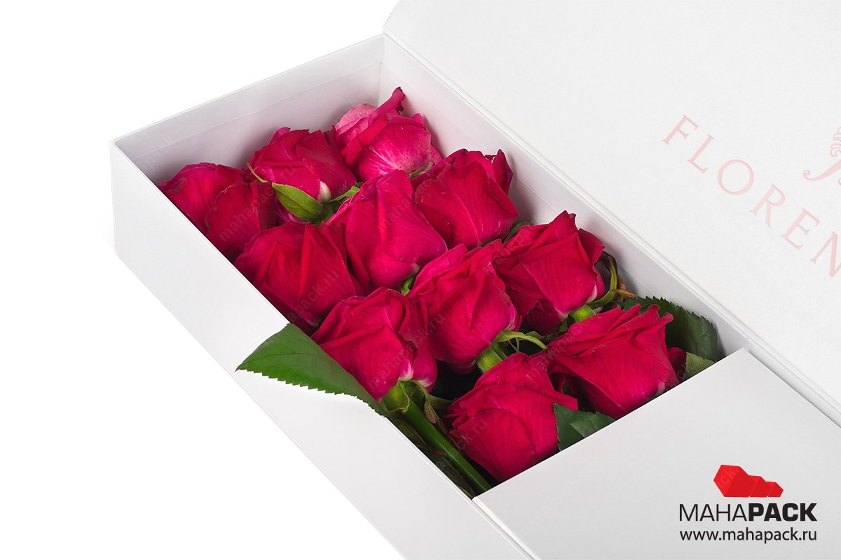 красивая коробка для цветов как мгк roseshire на 8 марта