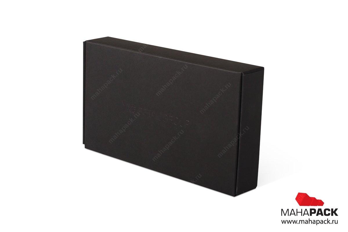 коробки из дизайнерского картона самосборные премиум класса