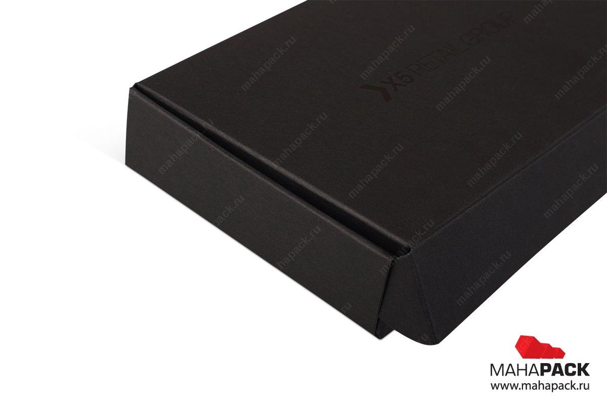 подарочная упаковка из картона без ложемента