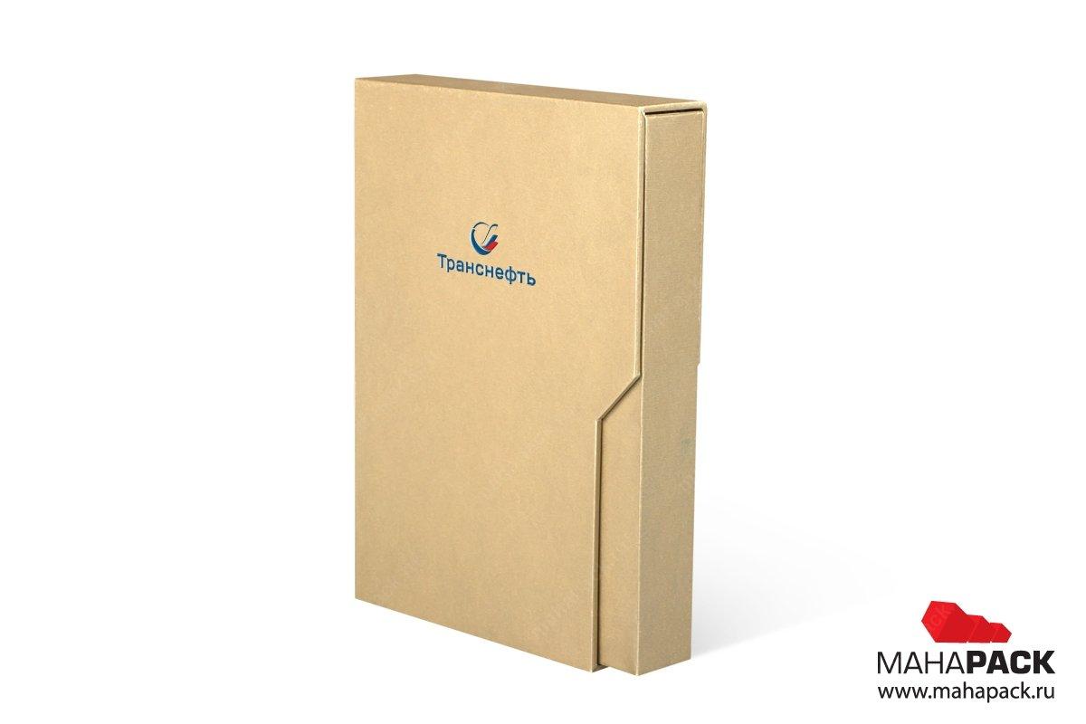 подарочная коробочка для ежедневника