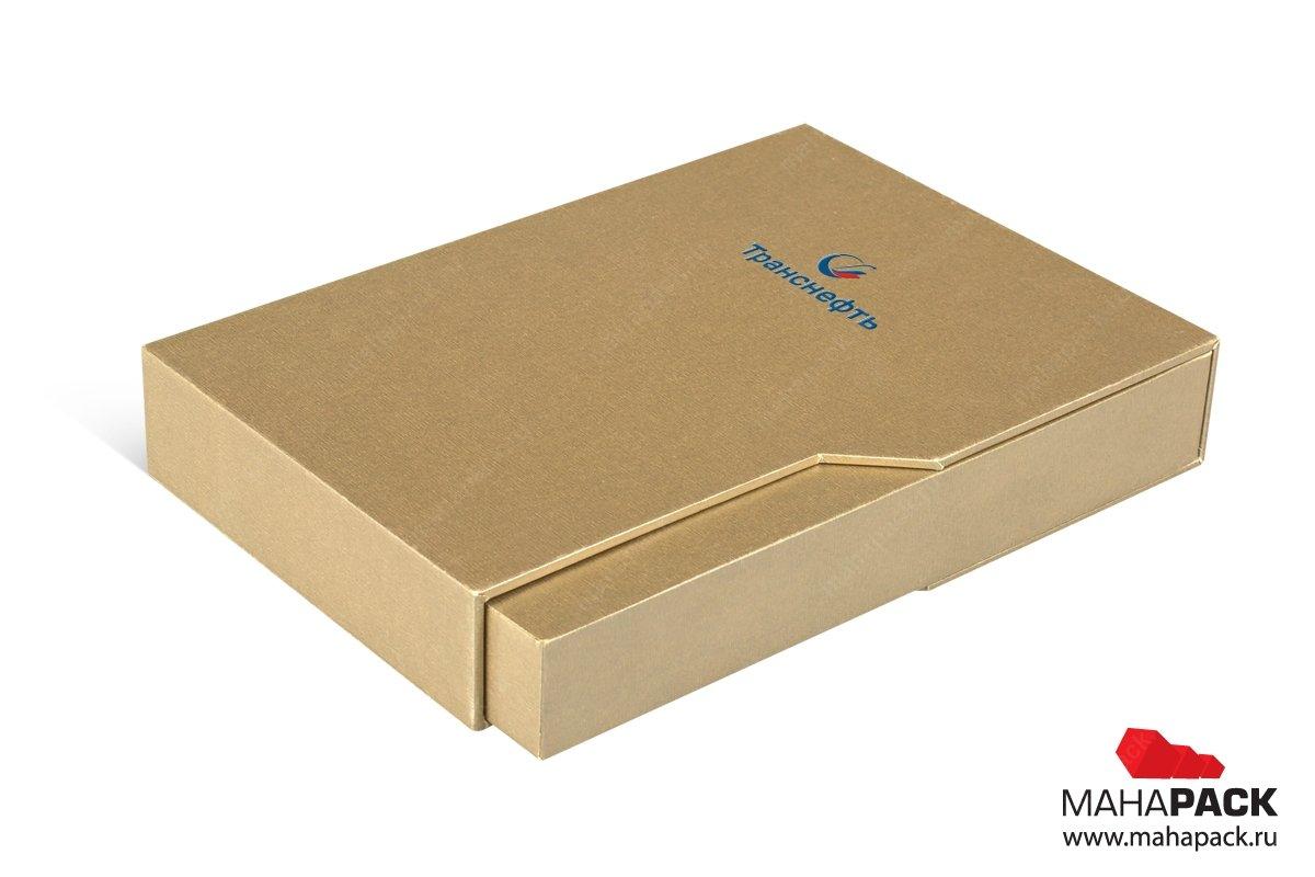 подарочная коробочка без фасок