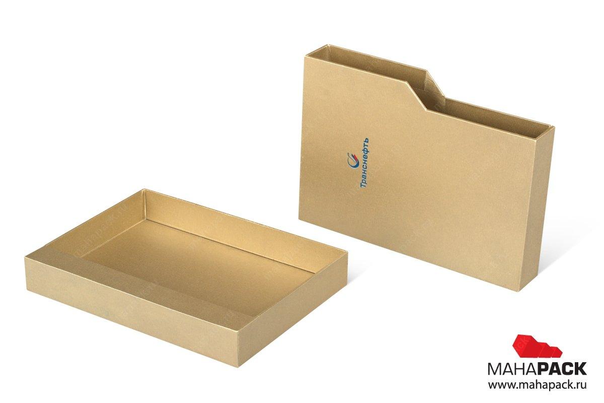коробочка подарочная с углами 90 градусов