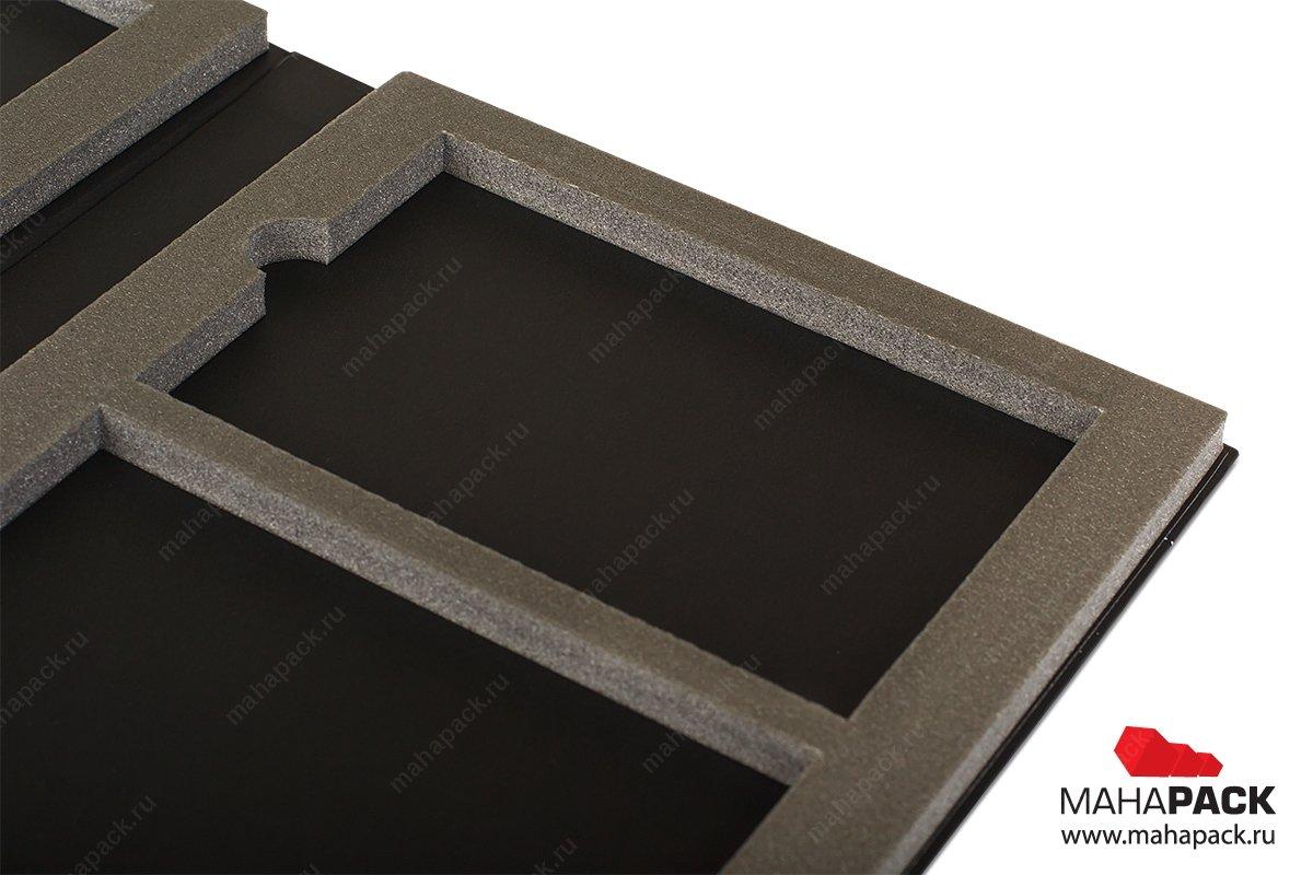 папка для образцов продукции - дизайн и печать