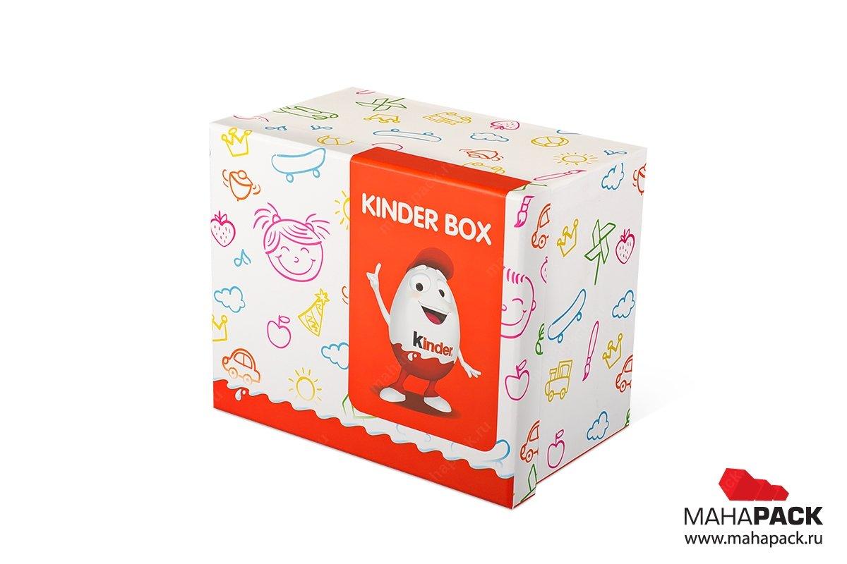 коробки крышка-дно для подарков