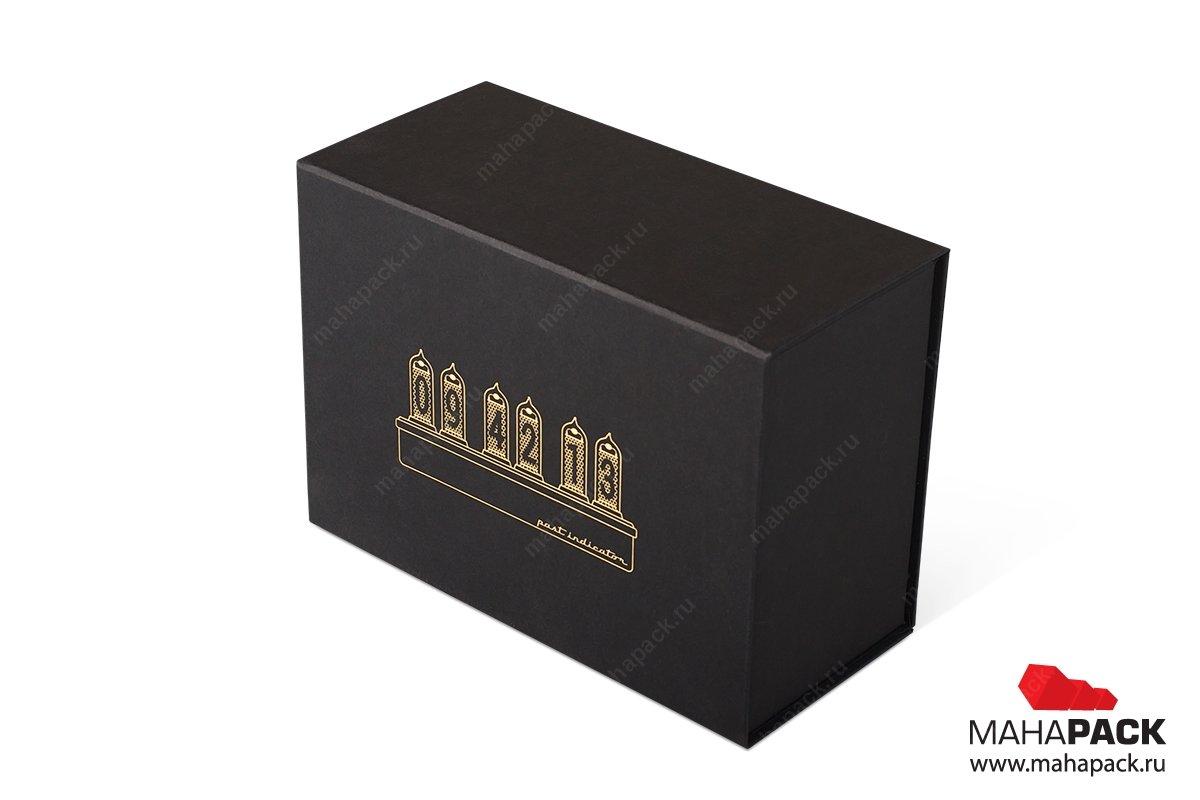 ювелирная упаковка для часов большим тиражом