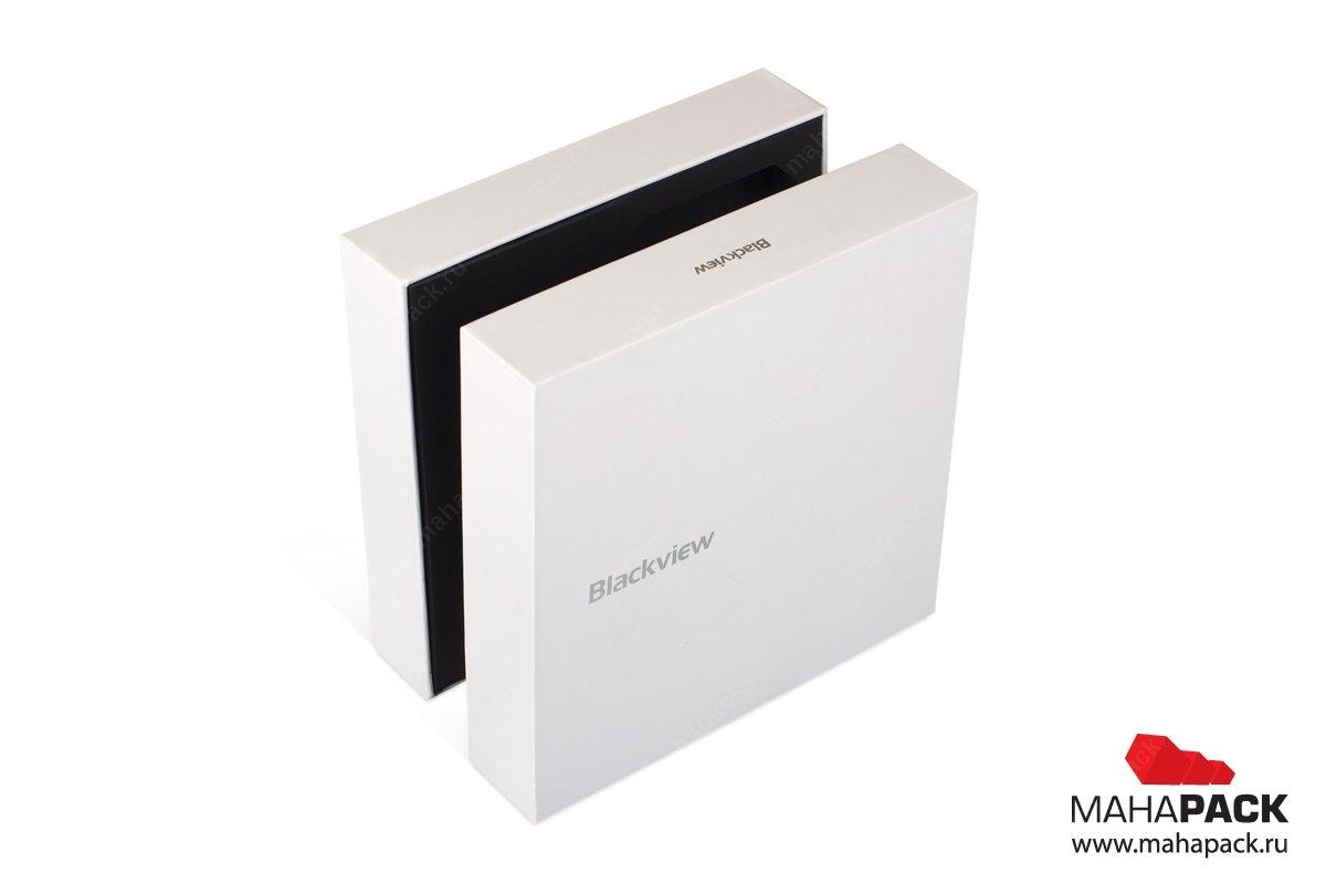 упаковка для гаджета - коробка с ложементом