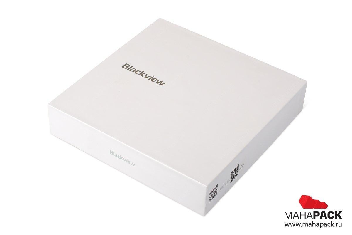упаковка для гаджета - коробка крышка-дно