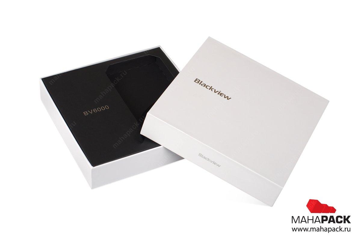 подарочная упаковка - коробка крышка-дно